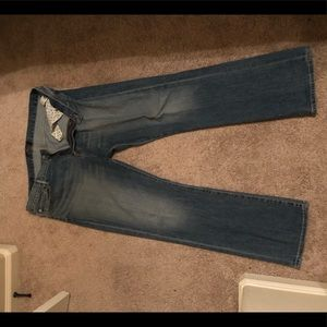 Lucky 427 Athletic fit bootcut jeans